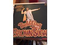 Billy Daniels bubbling brown sugar