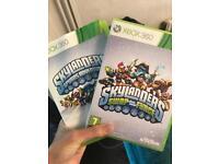 Xbox 360 skylander game bundle