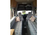 Motorhome, Auto Sleeper 2/4 berth 2L petrol,fully fitted, ready to go.