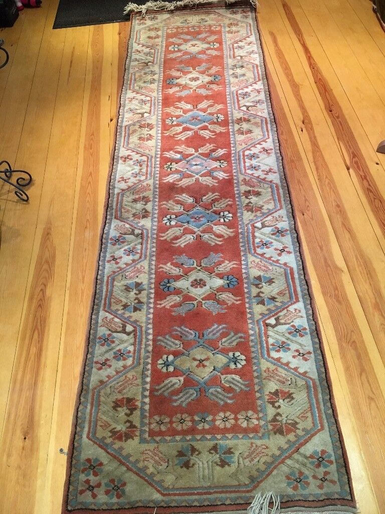 Runner Rug - Hand Woven in Turkey