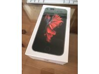 iPhone 6S 128GB Space Grey on EE Brand New