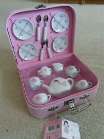 Fairy Blossom 17 pieces Tea Party Set - new with tags