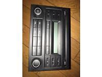 VW T5 RCD 200 radio/cd head unit