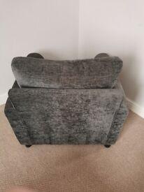 Armchair Grey Lightweight