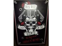 Last of the giants.The true story of Guns N Roses.