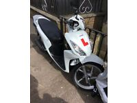 Honda Vision 110 2017 Scooter (Brand New in mint condition - only 115 miles!) RRP £2399