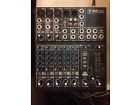 Mackie 802VLZ4 8 channel mixer