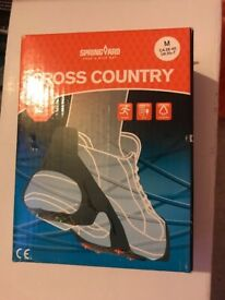 CROSS COUNTRY ANTI SLIP PROTECTOR