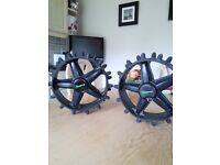 Hillbilly Terrain winter wheels