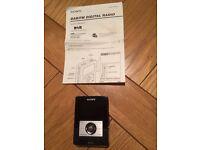 Sony DAB/FM Digital Radio
