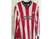 Saints fc home shirt - 01/02