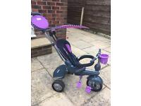 4in 1 smart trike! Excellent condition