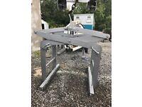 Scissor Grab attachment for lifting blocks, perfect for Loadalls, forklifts, excavators, cranes