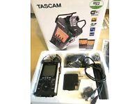 Tascam DR-44WL Digital Recorder with wi-fi