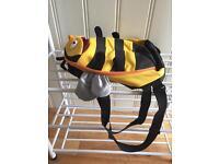 Samsonite Sammies kids Bee ruck sack, back pack