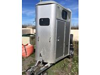 Ifor Williams hb505 classic edition horse trailer
