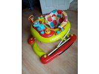 Red Kite Baby Go Round 2 in 1 walker