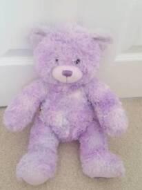 Crystal Build a bear teddy