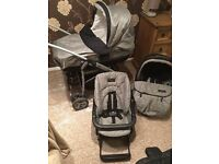 MPX mamma and papas travel system