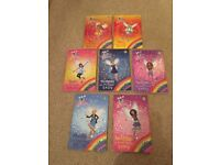 The Twilight Fairies - Rainbow Magic Fairy books 92-98