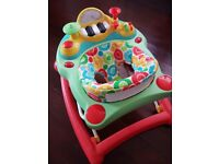 Used Mothercare baby walker