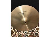 Chin-Dal 16'' Crash Cymbal