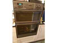 Stoves Double Gas Oven (available due to a new kitchen)