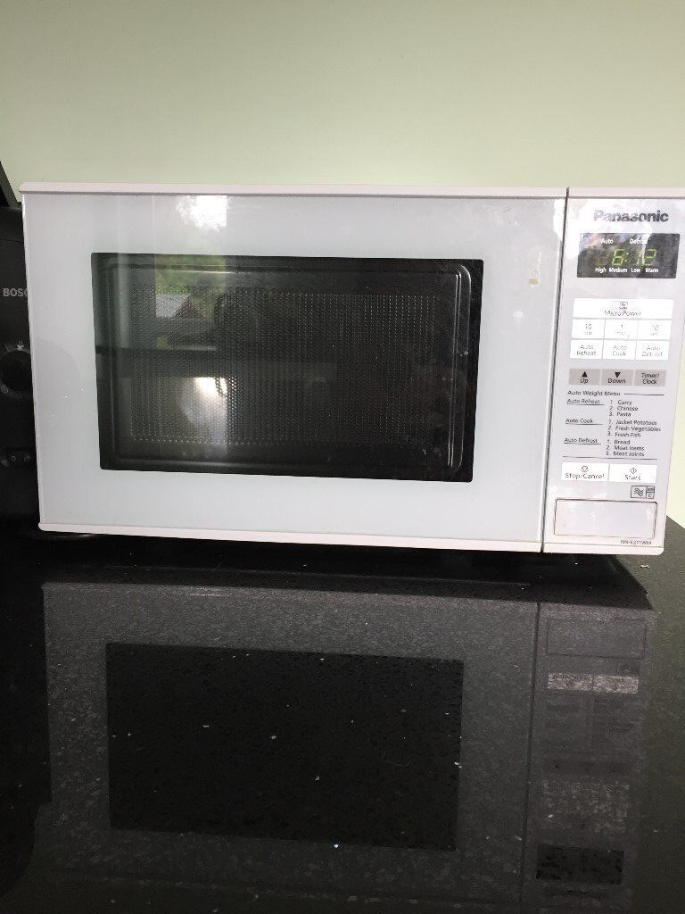 Panasonic NN-E271WM microwave oven