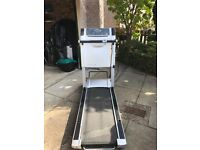 Horizon folding treadmill