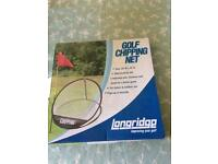 Long ridge golf chipping net