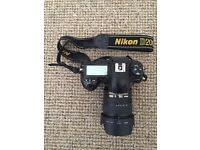 NEAR MINT CONDITION Nikon D200 10.2MP DSLR Camera with 18-70mm AF-S DX f/3.5-4.5G IF-ED Nikkor Lens