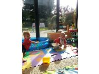 6 month nanny position for two happy toddlers in Herne Hill (live-in OR live-out)
