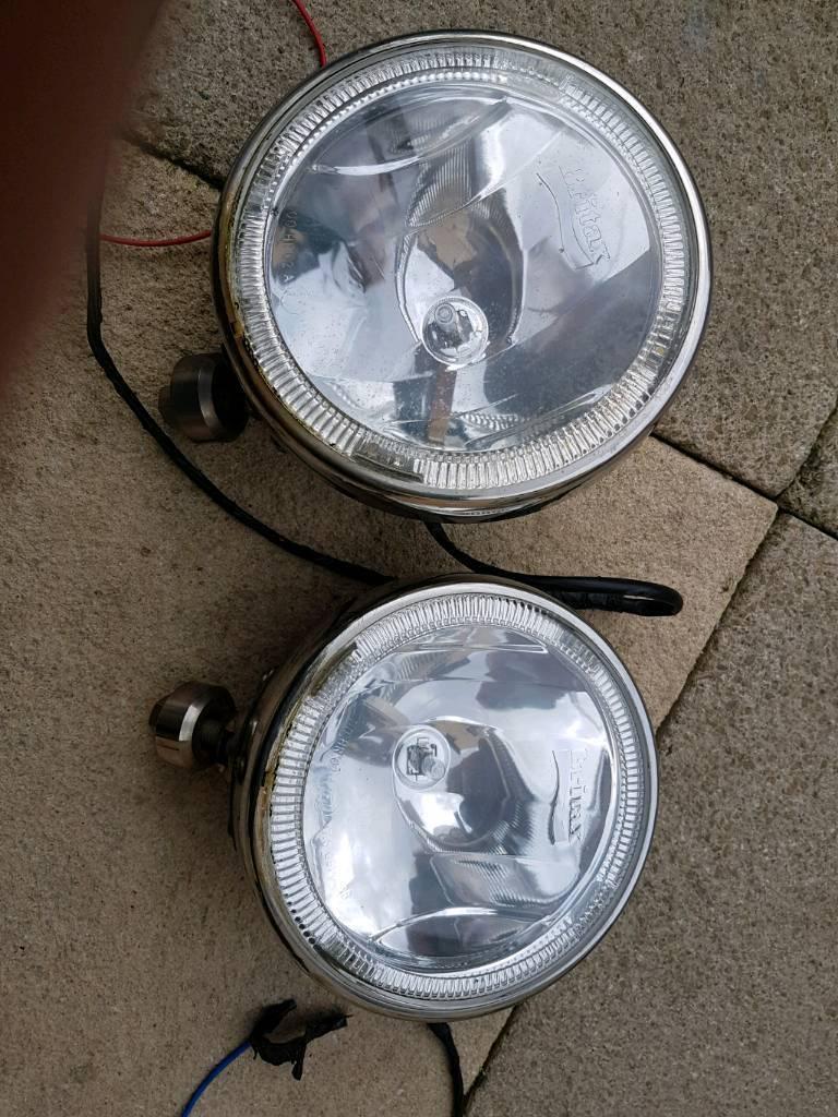 12v/24v spot lights