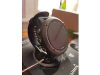 fēnix® 3 Sapphire HR - GPS & Glonass Triathlon watch with wrist heart rate monitor