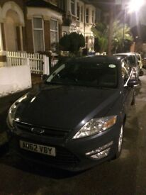 PCO Licensed Ford Mondeo