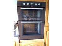Hotpoint BD52 integrated double oven