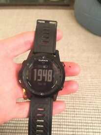 Garmin Fenix 2 GPS watch running cycling hiking