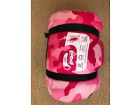 GELERT Junior Sleeping Pod Sleeping Bag