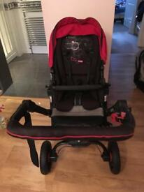 Jané Trider Matrix Travel System