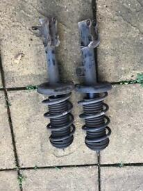 Corsa d front springs