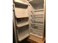 Hotpoint integrated fridge. 3 years old in perfect working order