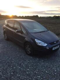 2010 Ford S Max 2.0 Zetec Diesel - clean car