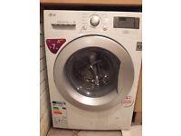 LG Inverter Direct Drive 7kg Washing Machine for sale
