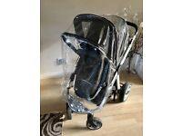 Icandy apple stroller and pram