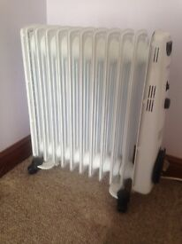 Electric radiator Sealey RD2500