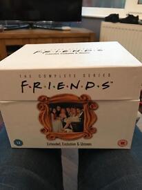 Friends DVD Boxset 10 disks