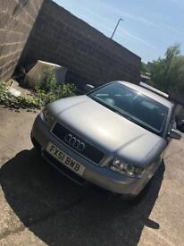Audi A4 2001 for sale
