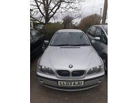 2003 BMW 318i - Silver