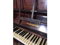 Musington upright piano - S10, Crookes, Sheffield