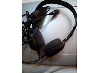 Plantronics Audio 628 PC USB stereo headset